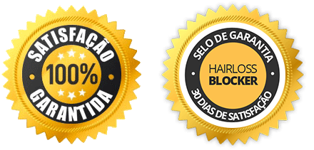 1-selo de garantia- hair loss blocker anvisa