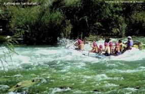 Rafting, San Rafael, Argentina