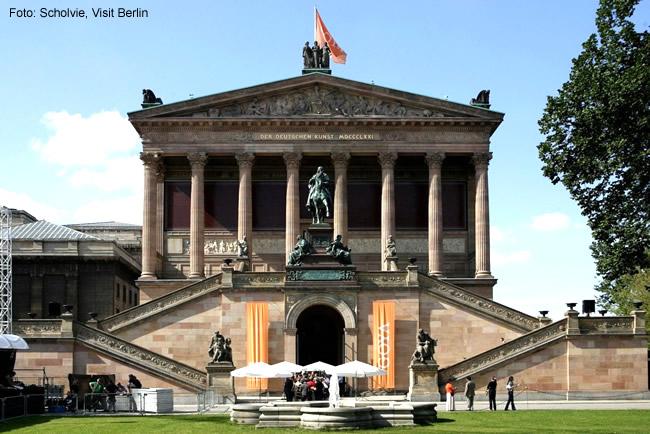 Alte National Galerie, Berlim, Alemanha