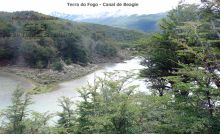 Terra do Fogo, Argentina, Canal de Beagle
