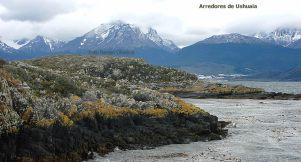 Cruzeiro de barco pela costa da Patagonia