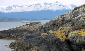 Terra do Fogo, extremo sul da Argentina