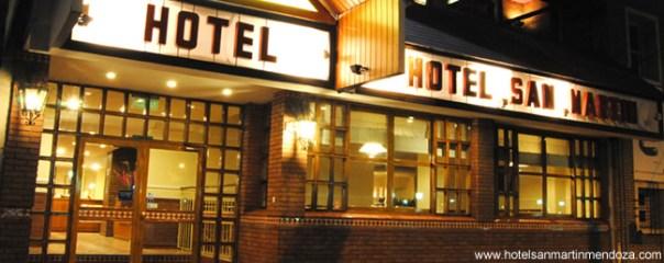 Mendoza, Hotel San Martin