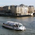 Passeios de barco em Paris