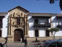 Plaza de Armas, Sucre, capital constitucional da Bolívia