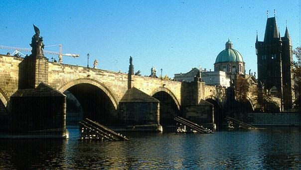 Roteiro pelo Leste Europeu e Áustria: Praga, Ponte Carlos