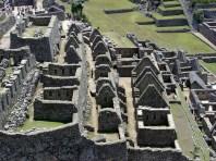 Machu Picchu, área residencial