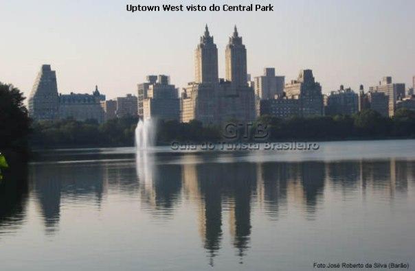 Upper West Side, Manhattan, New York, foto Barão