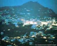 Noite em Capri, Itália