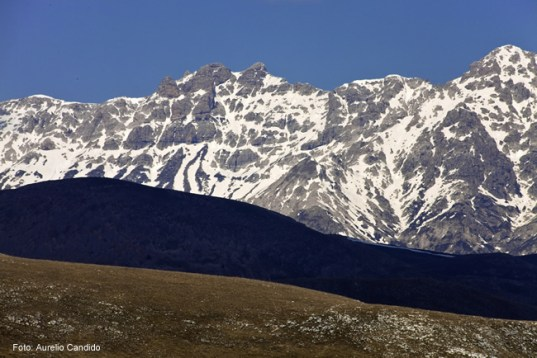 Abruzzo, montes Apeninos