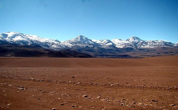 Altiplano, Atacama, Chile