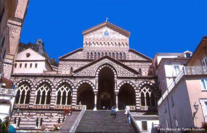 Catedral de Amalfi, Itália