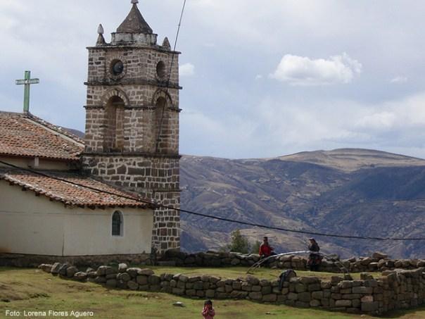 Ayacucho, no Peru