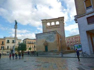 Centro novo, Bari