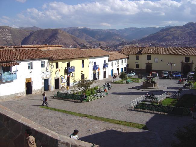 Bairro de San Blás, Cusco
