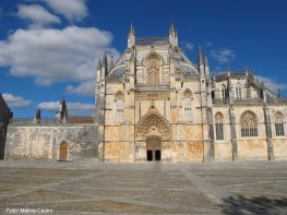 Mosteiro de Batalha, Portugal