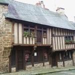 Bretanha, casas típicas