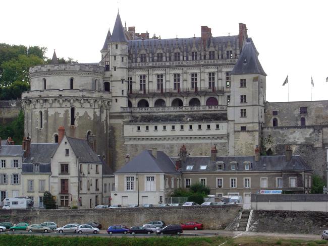 Blois e seu castelo