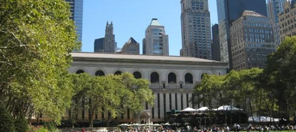 Bryant Park, Manhattan, New York