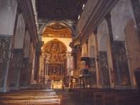 Costa Amalfitana, interior do Duomo