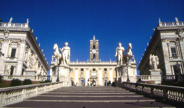 Campidoglio, Roma, Itália