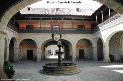 Casa de la Moneda, Potosí