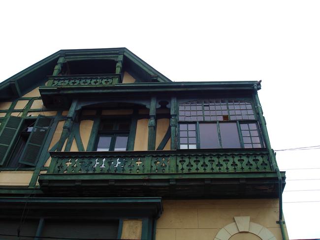 Casa em Valparaíso, Chile