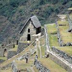 Casa restaurada, Machu Picchu