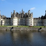 Chateau de Chambord, Vale do Loire