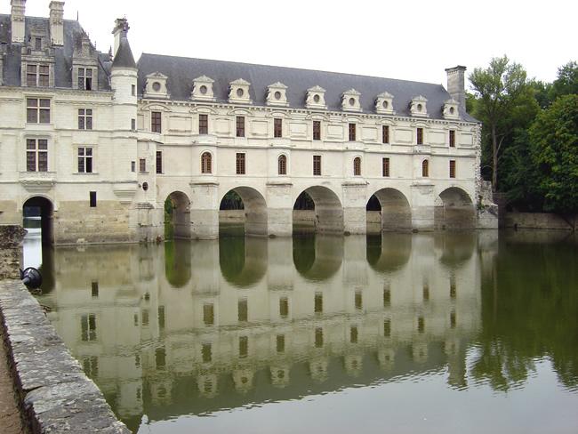 Castelo de Chenonceau, no Vale do Loire