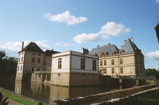 Castelo de Cormartin, Bretanha, França