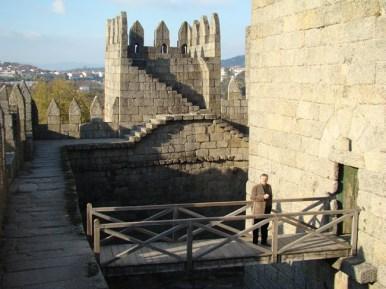 Guimarães, norte de Portugal