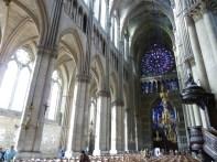 Catedral de Reims, na região de Champagne