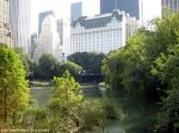 Central Park, em Manhattan, o pulmão verde de Nova York, foto Barão