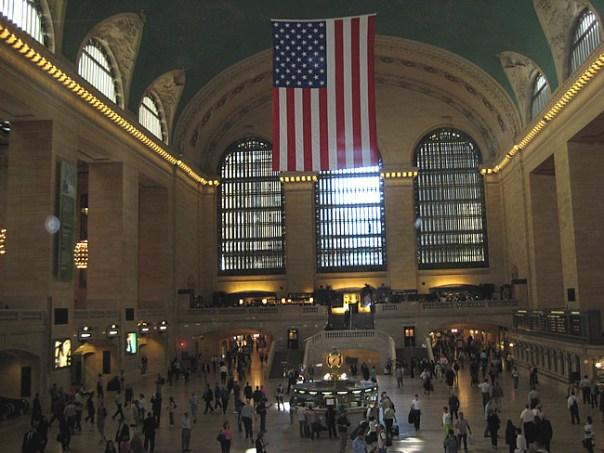 Central Station, New York, foto Barão