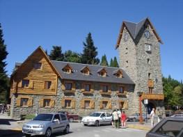 Centro Cívico, Bariloche, Patagônia Argentina
