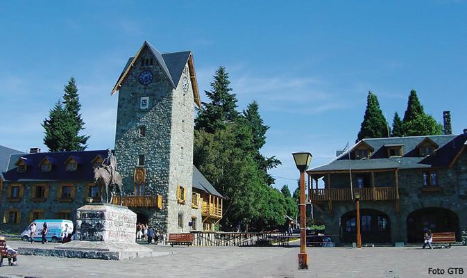 Centro Cívico, Bariloche