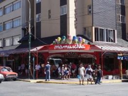 Chocolateria em Bariloche