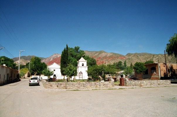 Uquia, Quebrada de Humahuaca, Argentina