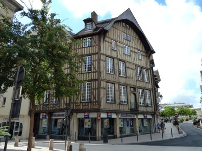 Cidade de Chalons em Champagne, França