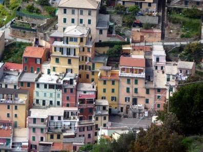 Cinque Terra, Riviera, Itália