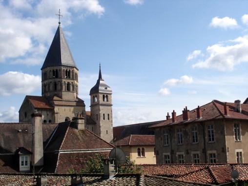 Cluny, Borgonha, France