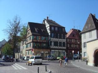 Colmar, Alsácia, leste da França