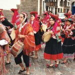 Comemoração, Cusco, Peru
