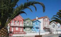 Costa Nova, Portugal