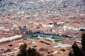 Cusco, a antiga capital incaica, Plaza de Armas