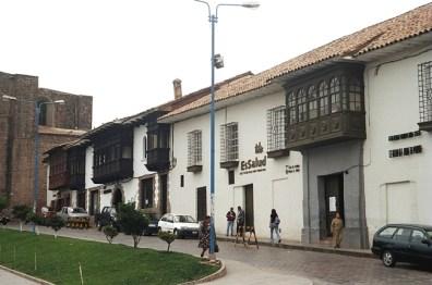 Cuzco, a antiga capital do Império Inca, Peru