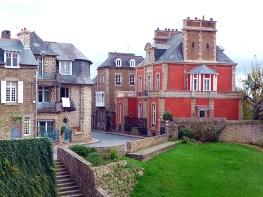 Dinan, na Bretanha