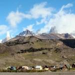 Cidadezinha de El Chaltén, Patagônia