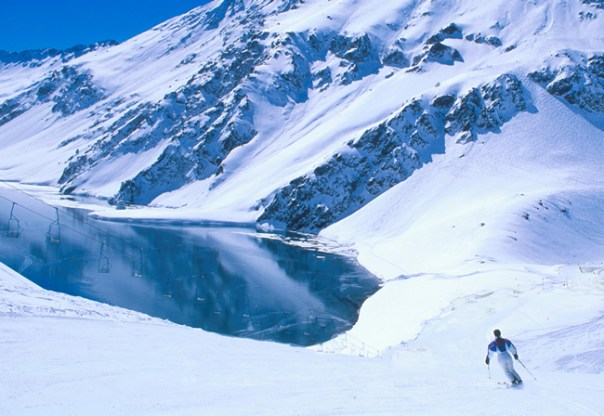 Esportes de inverno no Chile
